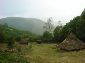 Argüeso. Poblado Cántabro (4)