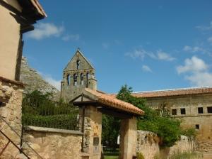 Santa María la Real. Aguilar de Campóo (Palencia)