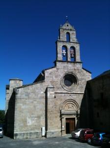 Iglesia de Nuestra Señora del Azogue, Puebla de Sanabria (Zamora)