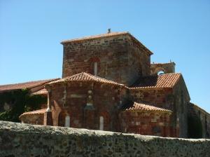 Monasterio de Santa María de Mave (Palencia)