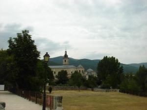 Monasterio de El Paular, Rascafria (Madrid)