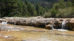 La Pesquera. Río Ulldemó , Beceite (Teruel)