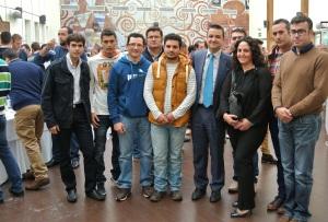 Jornada de jóvenes organizada por Asaja en Tomeloso (Ciudad Real)