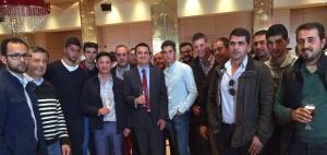 Jornada con jóvenes organizada por UPA en Albacete