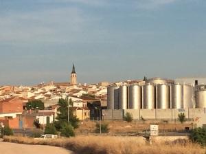 Vista de La Solana (Ciudad Real)